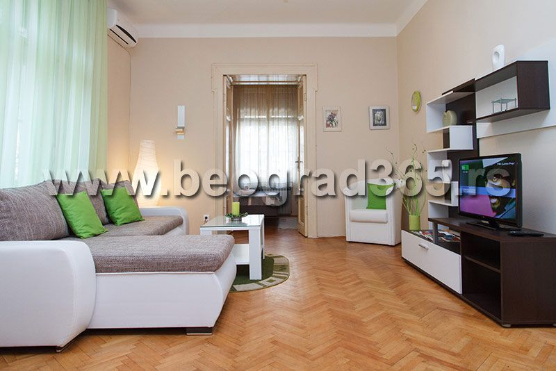 """Slavija Zen"" is a newly renovated and refurbished apartment, perfectly located in Beogradska Street."